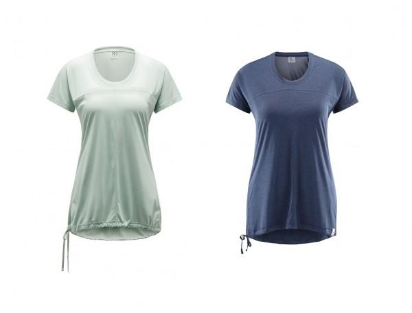 Haglöfs RIDGE TEE WOMAN - Damen T-Shirt