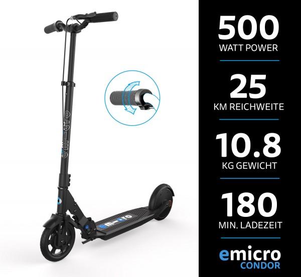 Micro E-Scooter CONDOR X3