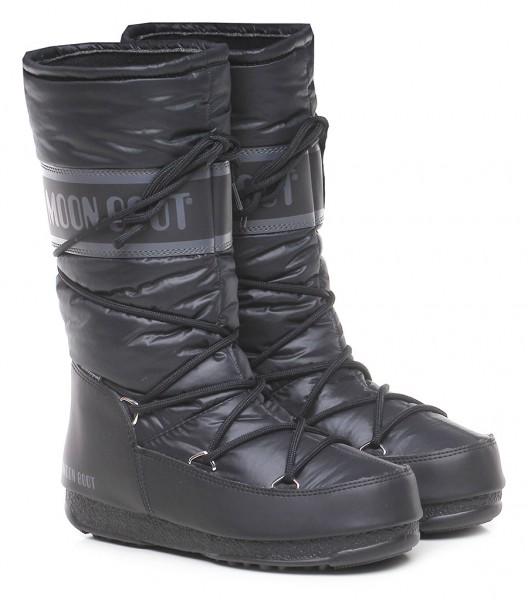 Original Tecnica Moon Boots® HIGH NYLON WP Damen