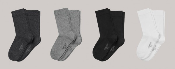 Schiesser Damensocken 2er Pack