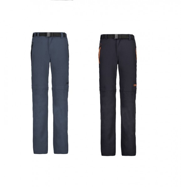 CMP Kinder Zip Off Pant - Kinder Outdoor-Strechhose