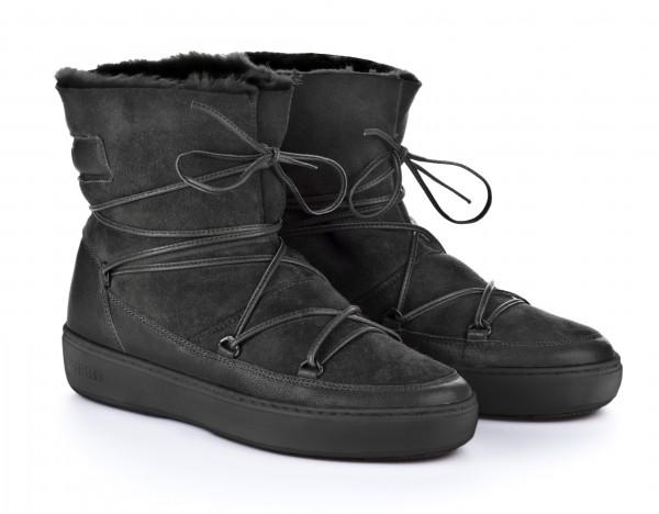 Original Moon Boots ® - Tecnica MOON BOOT PULSE LOW SHEARLING Damen