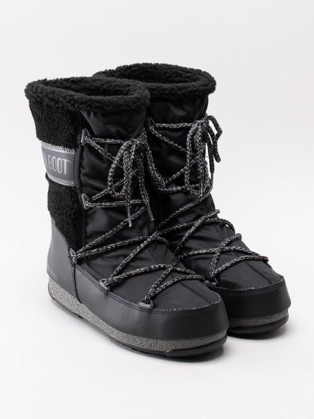 Original Tecnica Moon Boots® MONACO Wool mid WP Damen