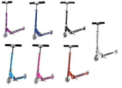 Mini Micro Scooter SPRITE Kinder Roller/Kickboard - verschiedene Farben