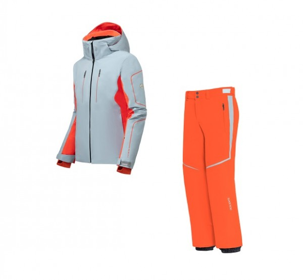 Descente Insulated Jacket ISAK oder Insulated Pants GERARD - Herren Skihose oder Skijacke