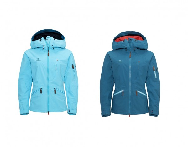 Elevenate Zermatt Jacket - Damen Skijacke