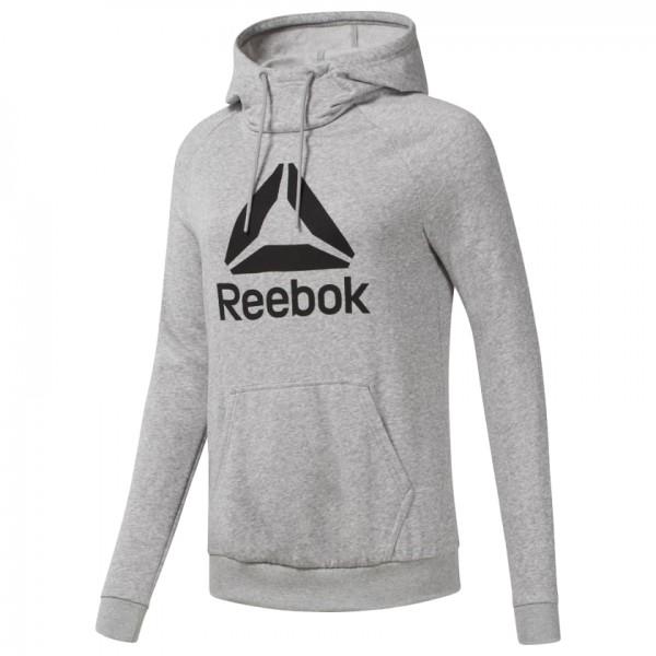 REEBOK Workout Ready Logo Hoodie Damen