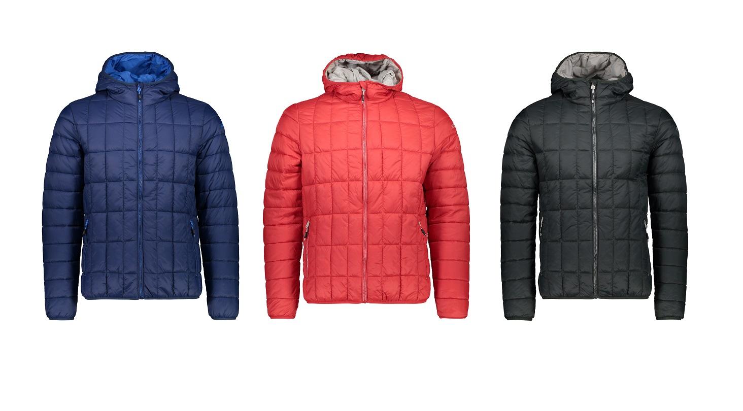Fix Steppjacke Jacket Man Herren Hood Cmp LUMVqGpzS