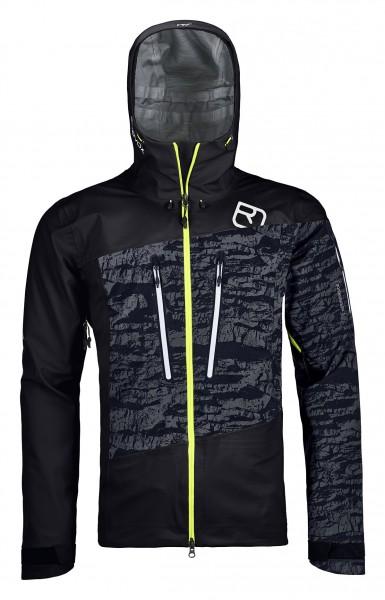 Ortovox 3L Guardian Shell Jacket - Herren Hardshelljacke